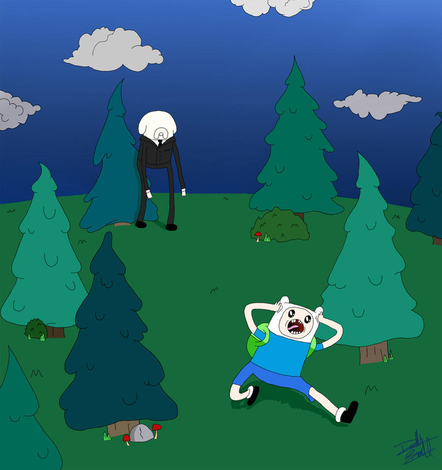 Slender Jake by ZorkmansCat