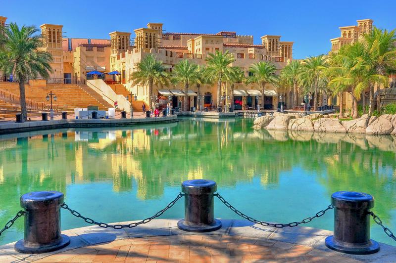 Madinat Jumeirah Hotel Resort by georgeparis