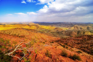 Taif Mountains, Saudi Arabia by georgeparis