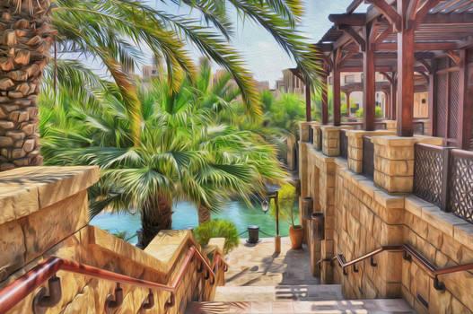Dubai Madinat Jumeirah Souk