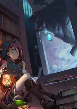 Reality/Fantasy vol.1 Riko
