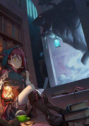 Reality/Fantasy vol.1 Riko by Regition