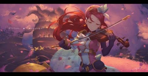 Violino Monologue by Regition