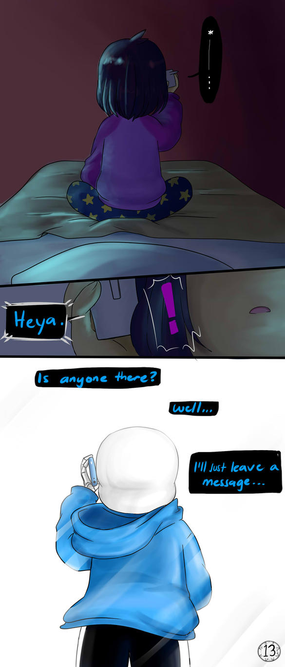 Quantumtale Pg. 13 by perfectshadow06