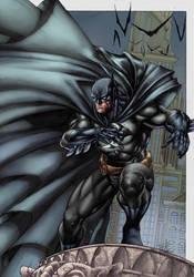 Batman -c by h4125