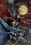 Batman - Spawn by Rahmat M Handoko by h4125