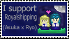 .:Royalshipping Stamp:. by duck4presidentsa