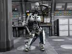 Robot Pin UP 6