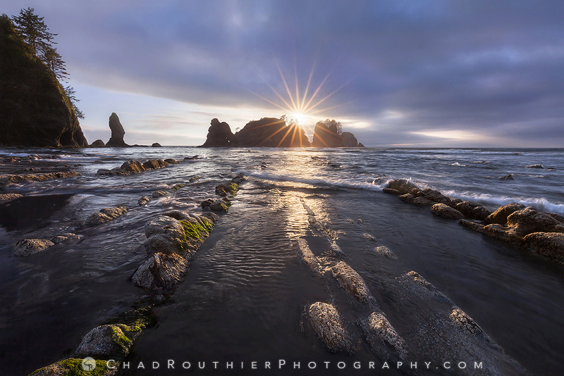 Slow Tide by ChadRouthier