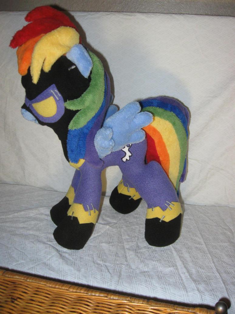 Rainbow Dash Mask Mlp My Little