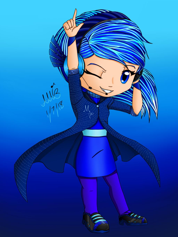 Melody Forte ( Creativity AU ) by ShinjitsuForever