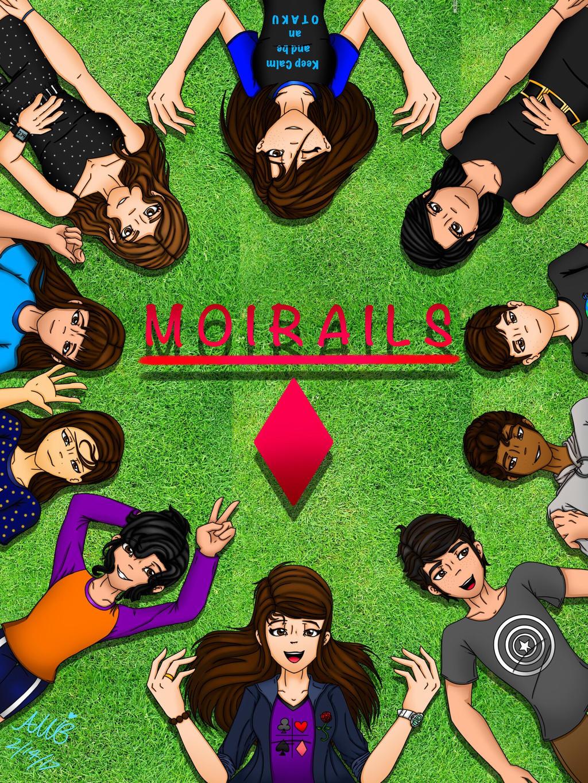 Moirails by ShinjitsuForever