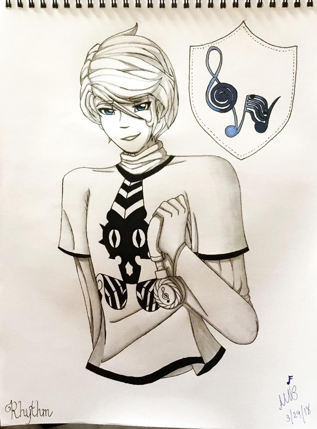 Gammarax Note by ShinjitsuForever