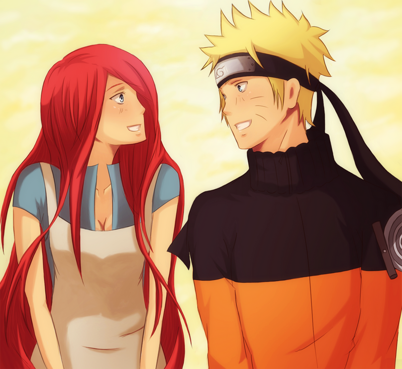 Naruto x kushina fanfiction