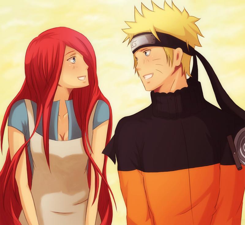 Kushina and Naruto by missxdelaney on DeviantArt