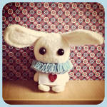 Are you my Alice? | needle felted