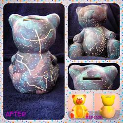 Space Bear by Rasa-chi