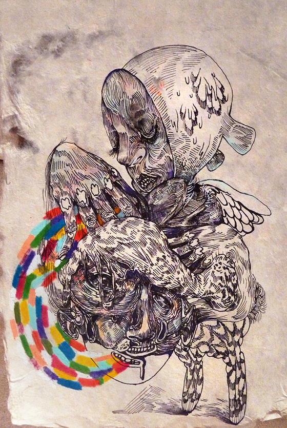 rabbit by kuuramantoonis