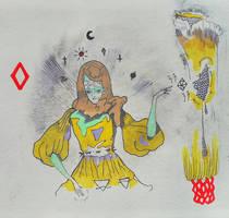 shaman by kuuramantoonis