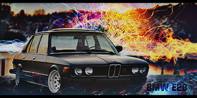 Bmw E28 signature for community forum by ANTIDESIGNs