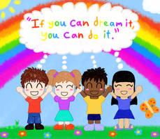 DA Thursday Prompt: Dream it, Do it