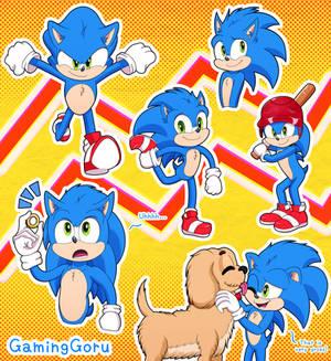 .: Movie Sonic :.