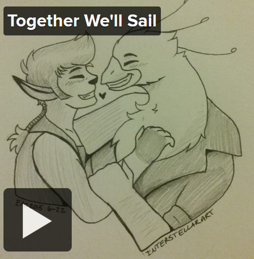Together We'll Sail by Agents-Of-Otachi