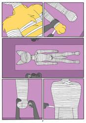 Titus get mummified alive p2
