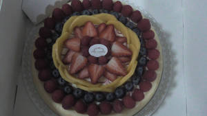 Special cheese cake