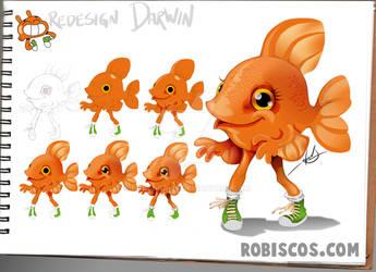 Redesign Darwin