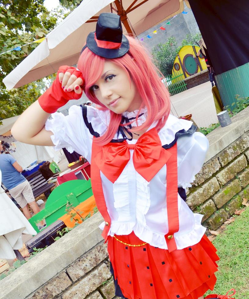 Maki Nishikino by MiracleVivi