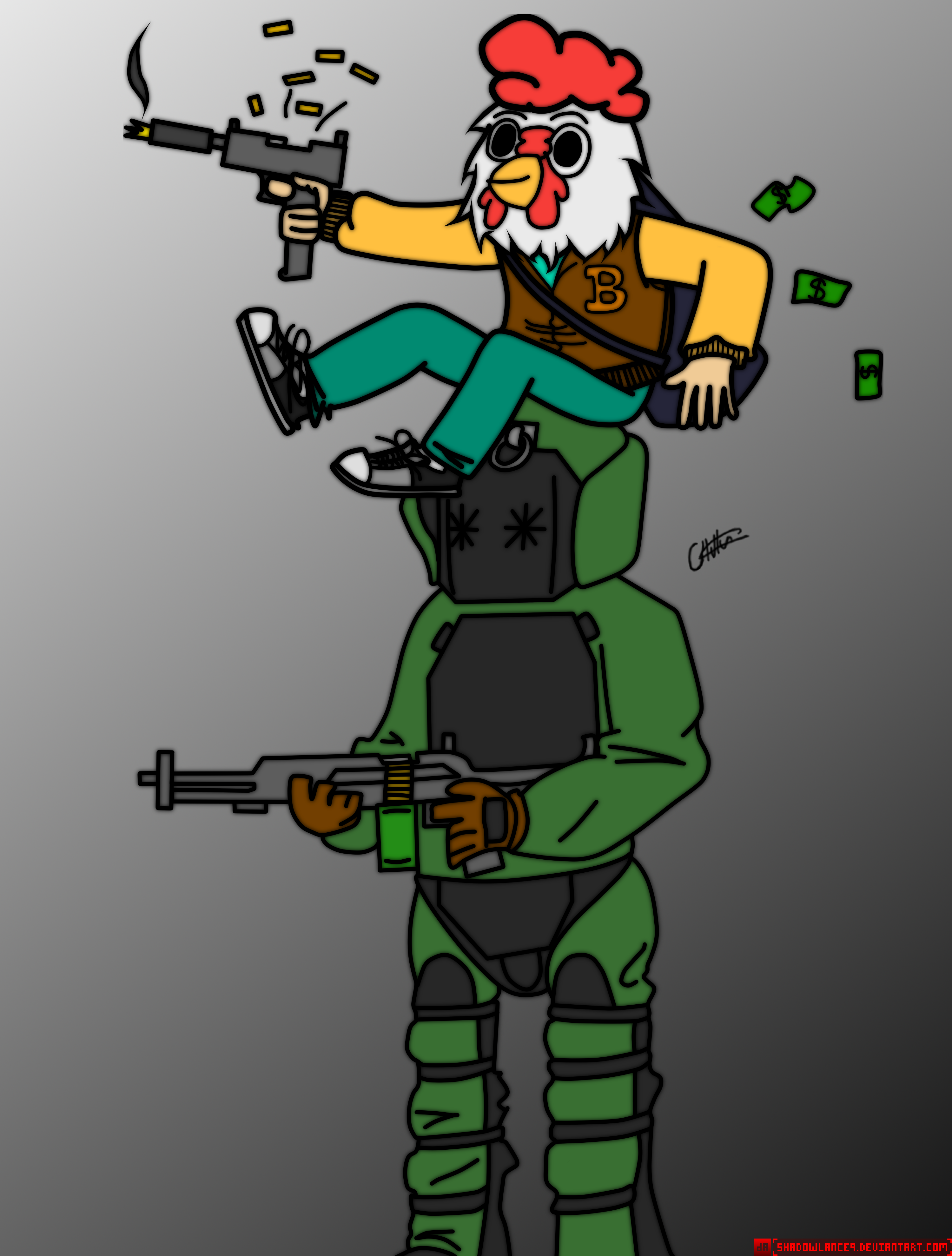 Buy Here Pay Here Miami >> :Payday 2 / Hotline Miami: Jacket by ShadowLance9 on DeviantArt