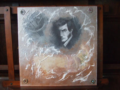 Quentin Collins from Dark Shadows by MatildaWoodhouse