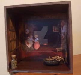 Cottage Roombox
