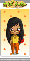 HOBY IN CHIBI MAKER