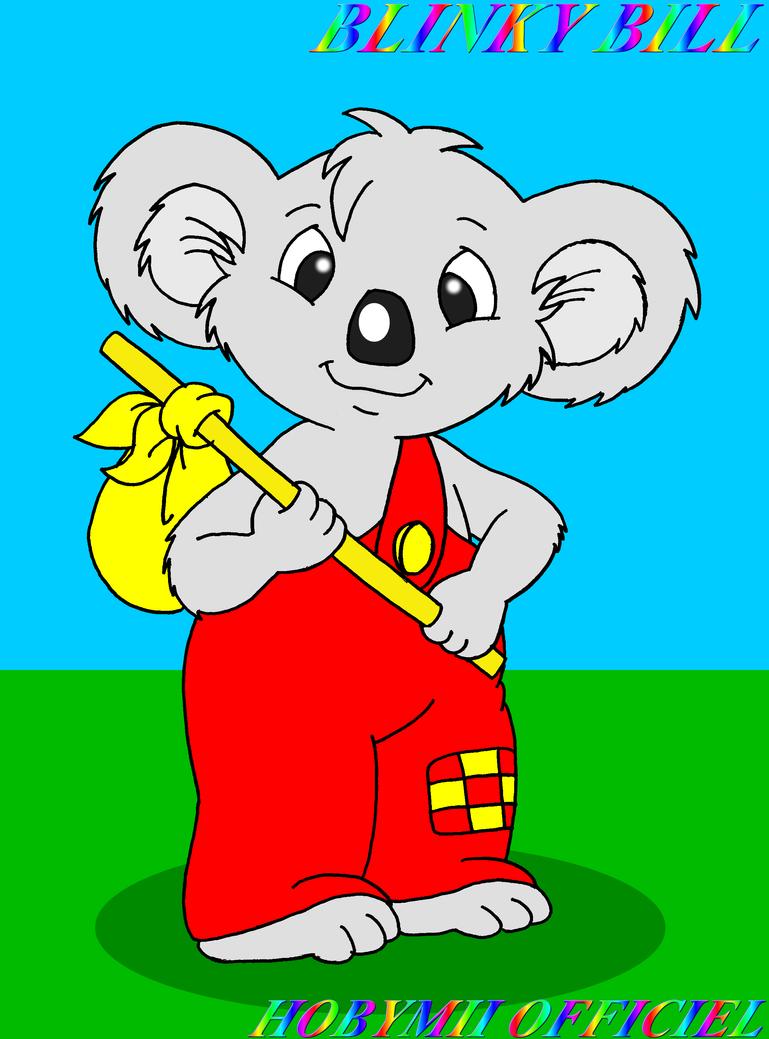 BLINKY BILL THE KOALA by HOBYMIIOFFICIEL