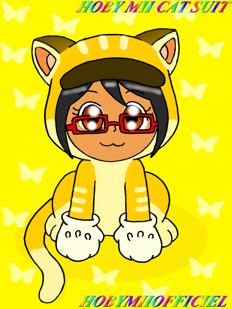 HOBY MII CAT SUIT by HOBYMIIOFFICIEL
