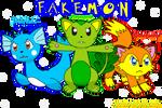 FAKEMON 2014 by HOBYGRENOUSSE