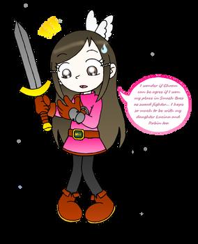 SUMIA SWORD FIGHTER !