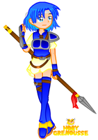 .:FIRE EMBLEM GIRL COLLAB : TATE OR THITE:. by HOBYGRENOUSSE