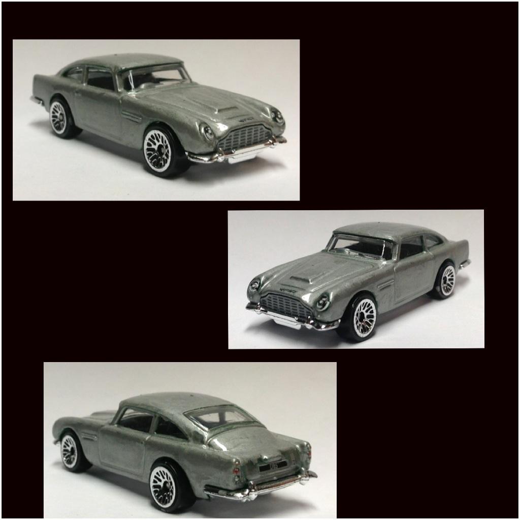 Custom Aston Martin Db5