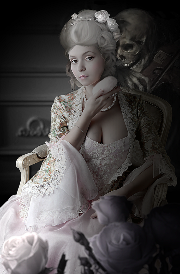 Regina by MskyCarmen