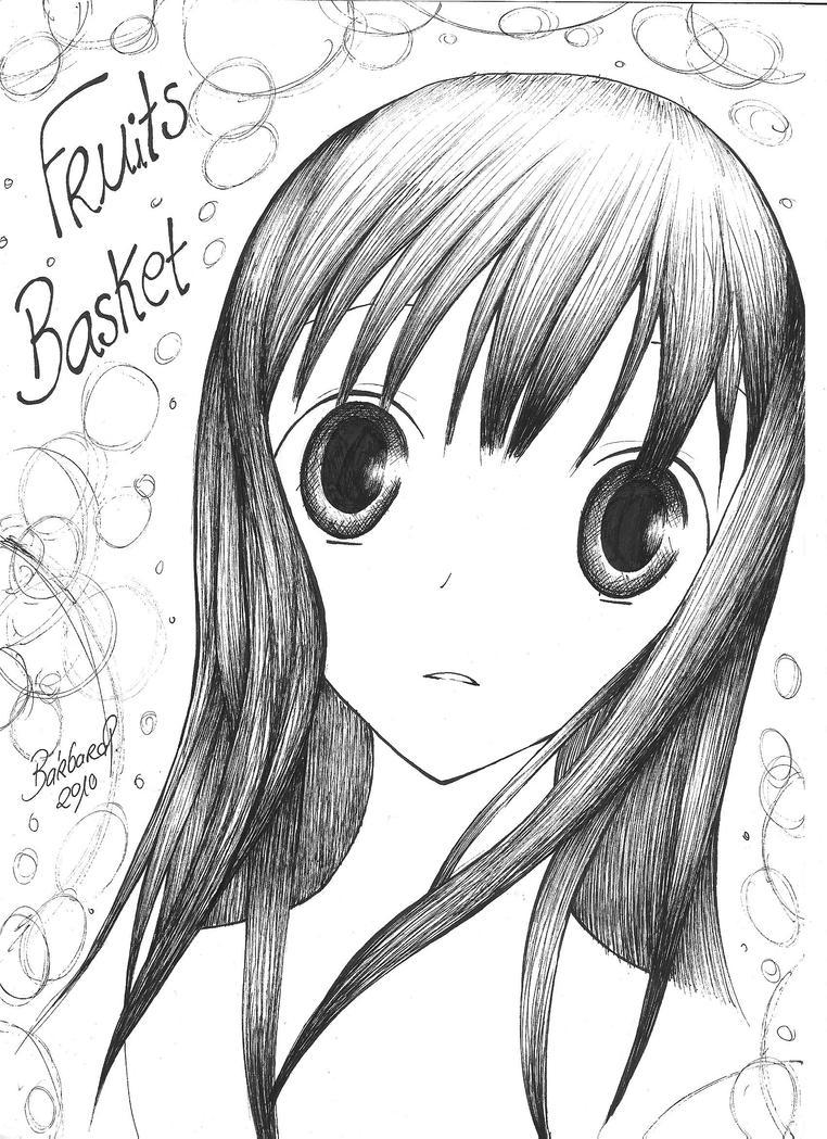 Fruits Basket - Toru by anime121girl