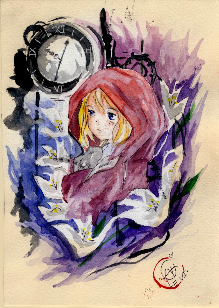 Clock by AinLevi-aichan