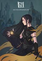 Commission - Fantasy Book Cover