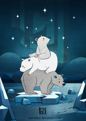 Commission - Bear Family