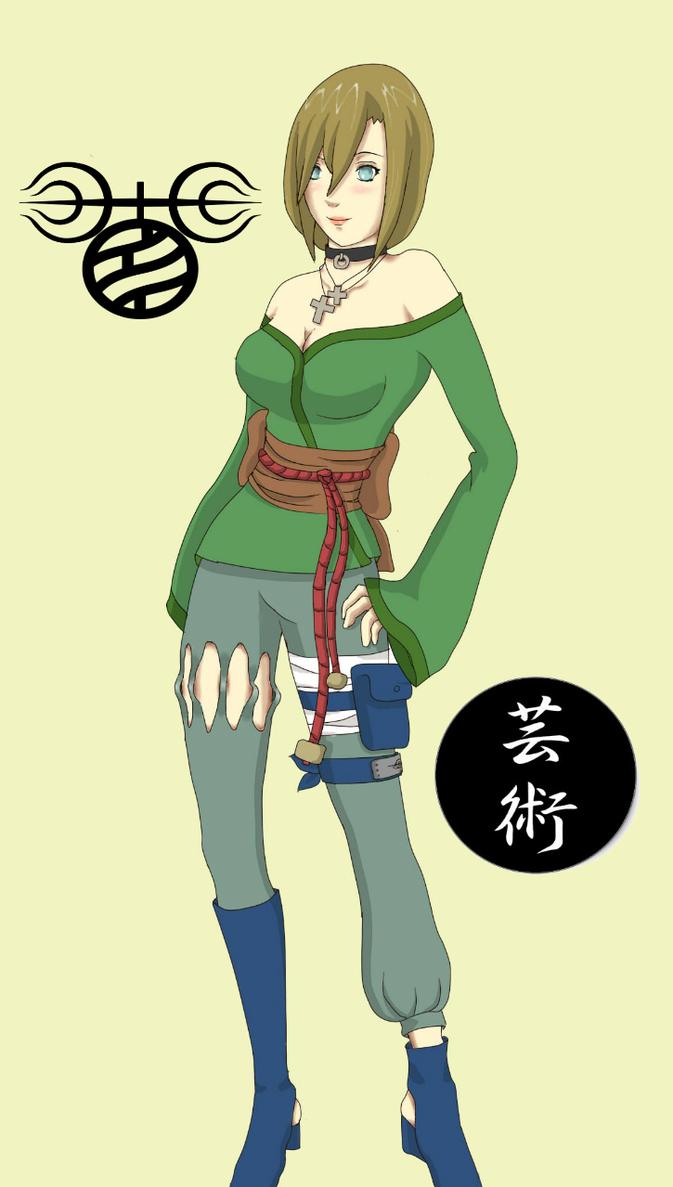 Kimiko Nara by fRanCHiiCHan
