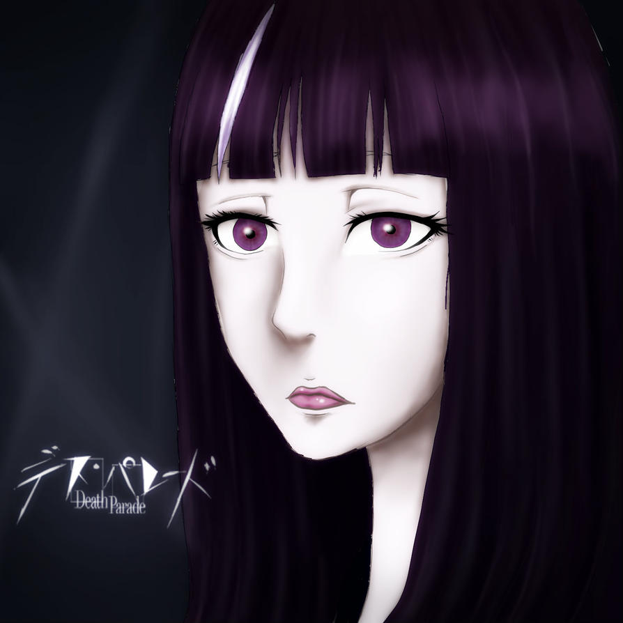 Chiyuki-Death Parade by fRanCHiiCHan
