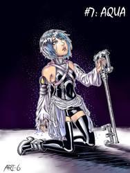 Inktober#7: Aqua by ari-6