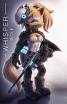 Whisper Wolf